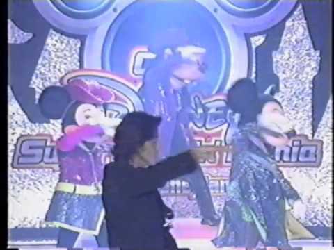 SMAP×SMAP バッキー木村 パラパラミッキーマウスマーチ #ディズニー #Disney #followme