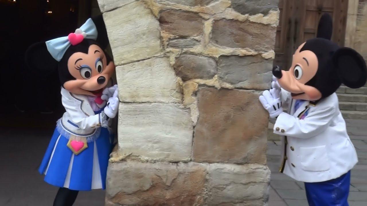 ミキミニ とってもいいかんじです #ディズニー #Disney #followme