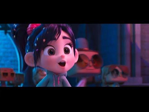 ディズニー・アニメーション映画『シュガー・ラッシュ:オンライン』日本版予告編公開 #ディズニー #Disney #followme