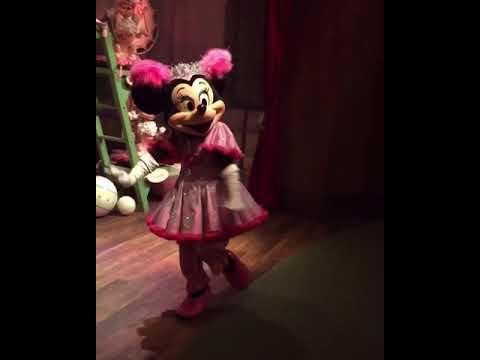 ウォルト仮装サーカスミニーに会いに行った #ディズニー #Disney #followme