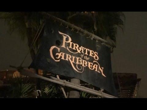 【WDWカリブの海賊】Pirates of the Caribbean #ディズニー #Disney #followme