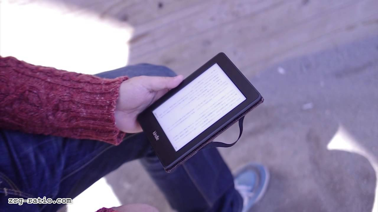 Kindle Paperwhite用ブックタイプケースカバー「LIBRO Paperwhite」 #ピコ太郎 #PPAP #followme