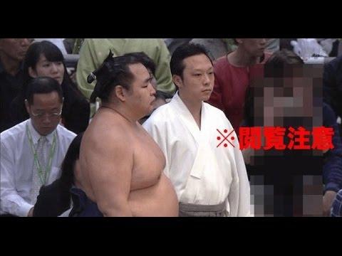 【驚愕】相撲中継でとんでもないスマホケースが写り込む #トレンド #followme