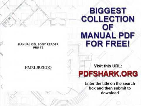 Manual Del Sony Reader Prs T2 #ピコ太郎 #PPAP #followme