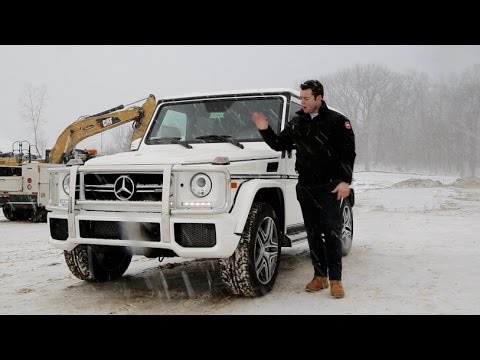 Here's Why The Mercedes G63 AMG Is Worth $154,000 #トレンド #followme