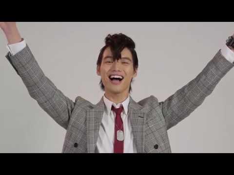 仮面ライダーフォーゼ/福士蒼太さんのスペシャル メッセージ #人気商品 #Trend followme