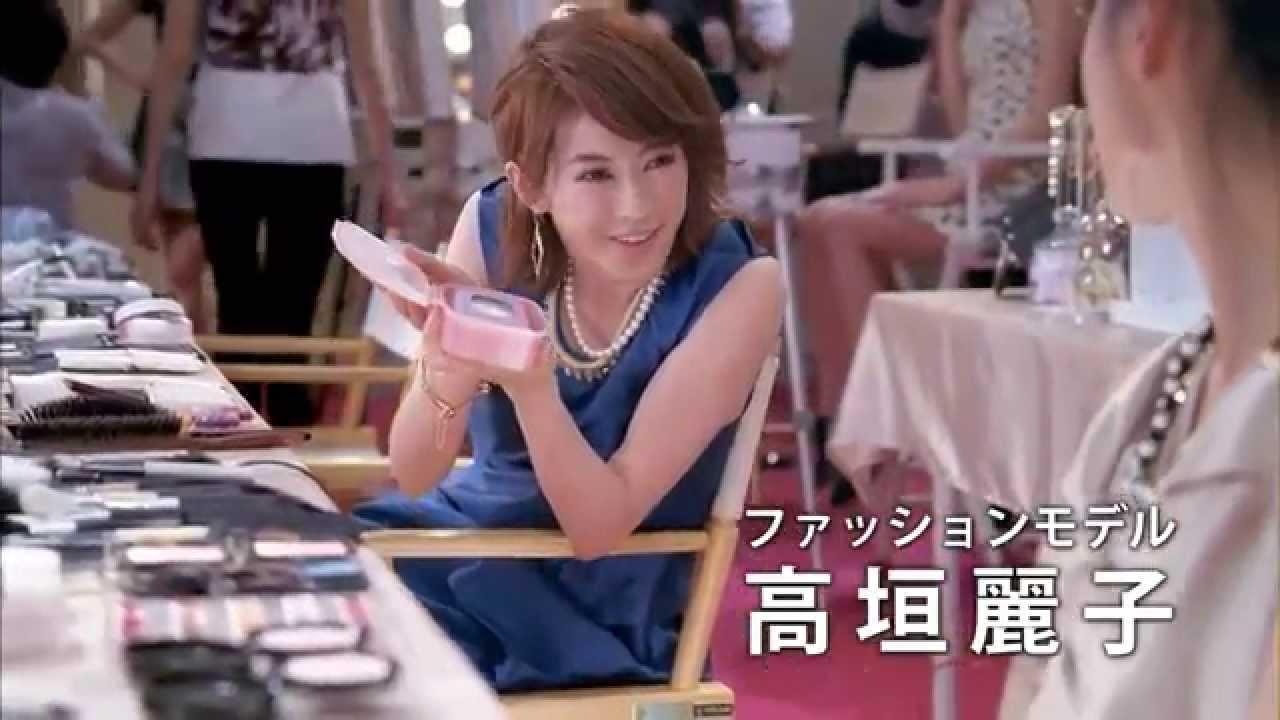 高垣麗子(たかがきれいこ)出演CM 花王 ビオレ ふくだけコットンうるおいリッチ バックステージ篇 #トレンド #followme