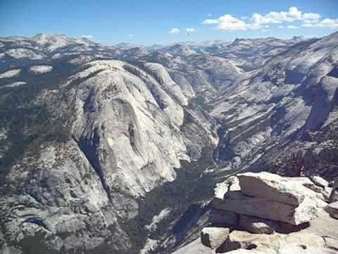 アメリカ ハーフドーム #ヨセミテ国立公園 観光 #Yosemite #followme
