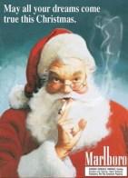 xmas smoking