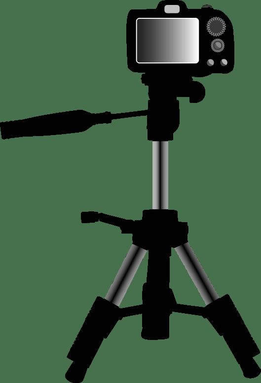 camera-and-tripod