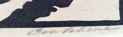 Cornelis en Hendricus Rol Signed Cor te Henk