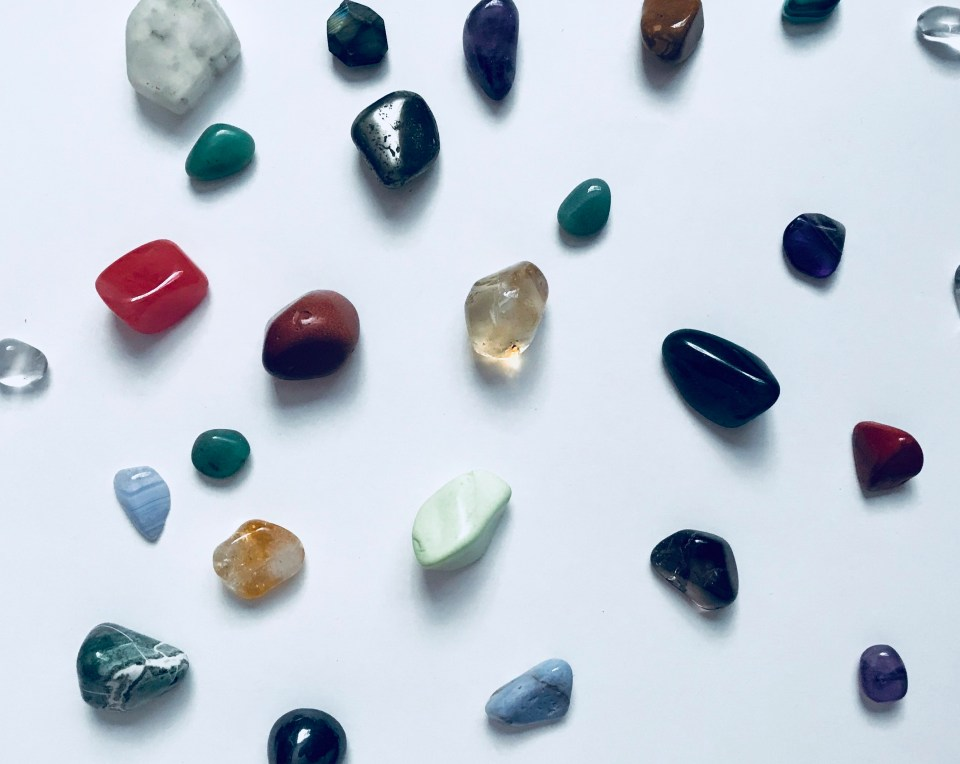 How to Start a Crystal Collection