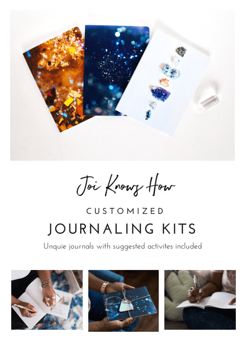 Joi Knows How Journaling Kits