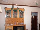 Christmas Decorations, Living Room, Mom's - Christmas 2008