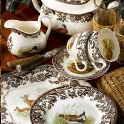 Spode Woodland China