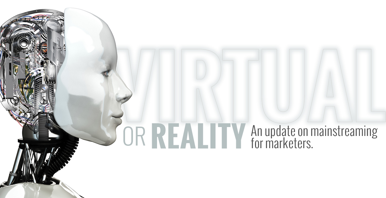 Virtual or Reality