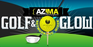 Golf and Glow Networking Mixer