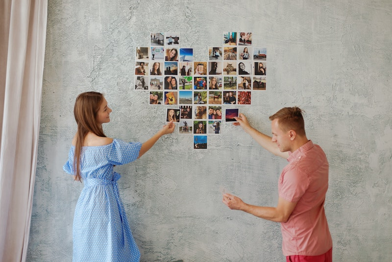 8 simple diy photo collage gift ideas