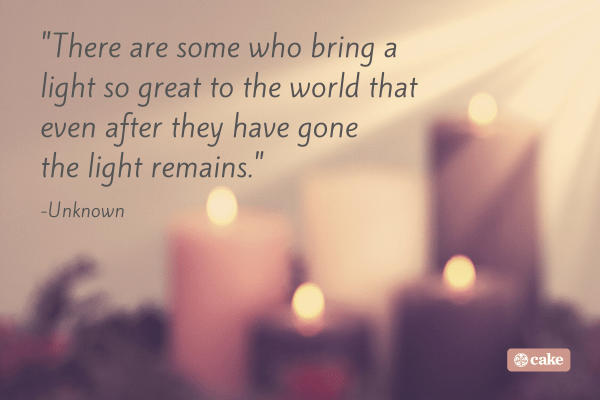 25+ Quotes to Help You Get Through a Death of a Friend | Cake Blog