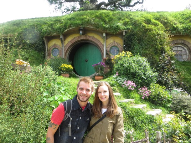 Bag End, NZ
