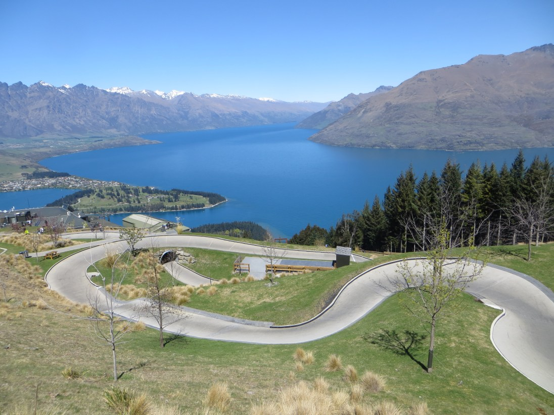 The Luge @ Queenstown