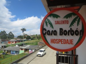 Casa Bourbon our hostel