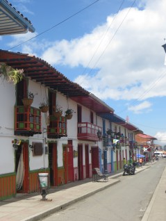 Pretty street
