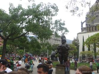 Botero Square