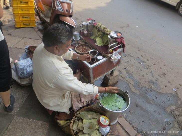 Tea seller