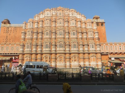 Jaipur palace of the winds