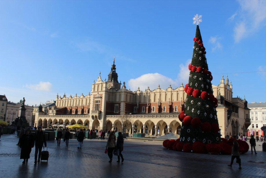 Krakow Main Square