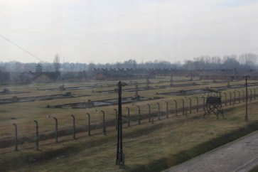 View of the camp