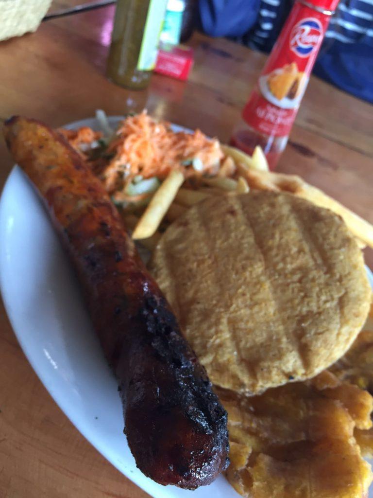 guatape food