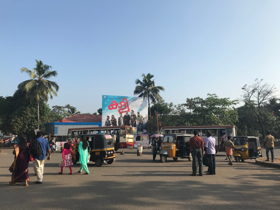 Alleppey station