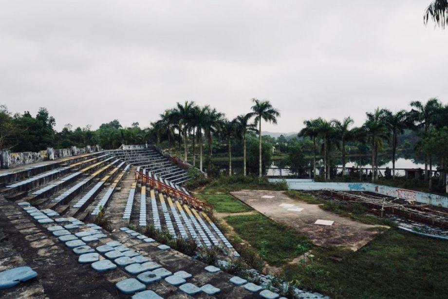 hue abandoned waterpark
