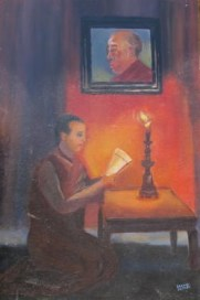 The Monk by Sherry Joiner