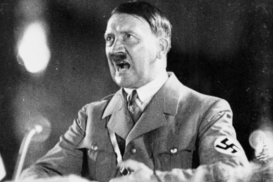 Гитлер бегал от налогов