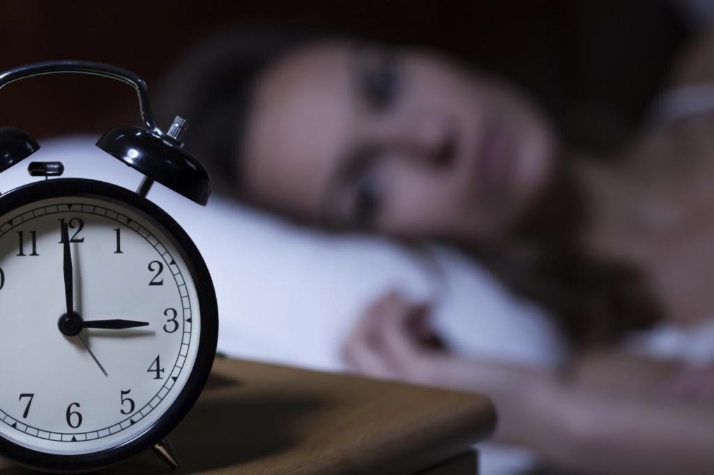 Несколько вещей, которые ни в коем случае не стоит делать перед сном