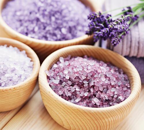 Как сделать морскую соль для ванны
