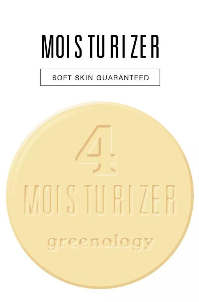 natural & zero waste body cares moisturize