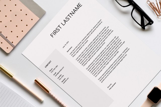 Resumes And Cover Letters Handshake