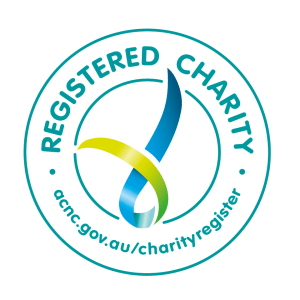 ACNC Registered Charity Logo; Joining The Dots Theatre Co is an ACNC registered charity