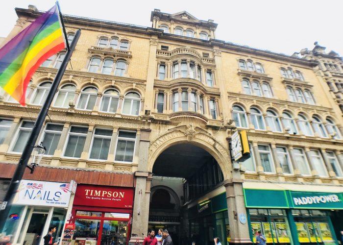卡地夫 Cardiff:卡地夫中央市場(Cardiff Central Market)