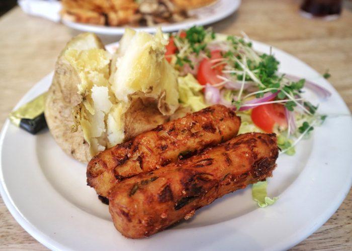 威爾斯Wales:格拉摩根香腸(Glamorgan sausage)