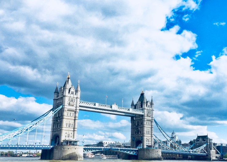 倫敦London:倫敦塔橋(London Tower Bridge
