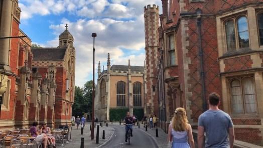 Cover Cambridge 3