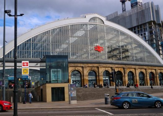 利物浦Liverpool:利物浦莱姆街站(Liverpool Lime Street Station)