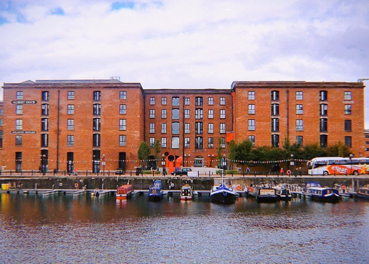 利物浦Liverpool:阿爾伯特碼頭(The Albert Dock)