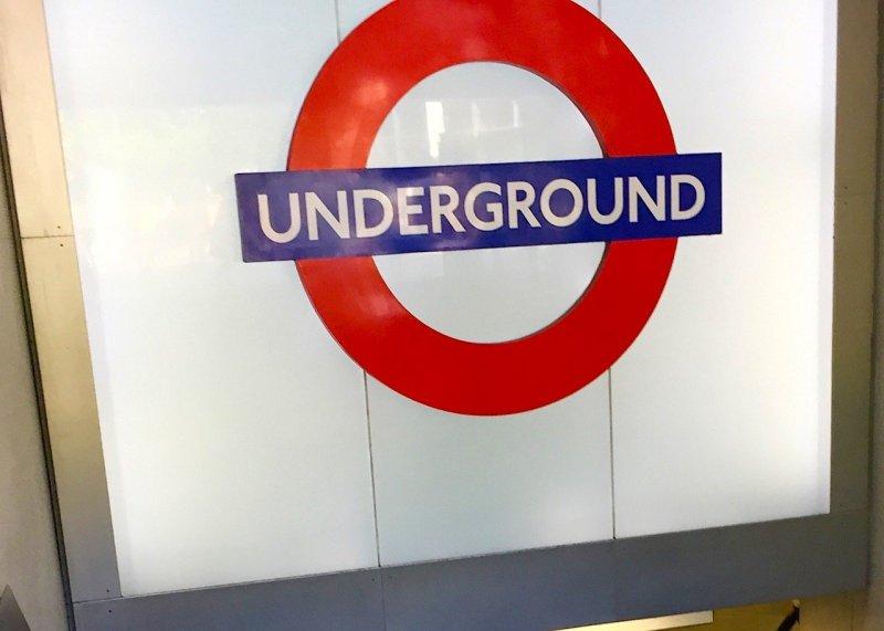 倫敦地鐵 Underground