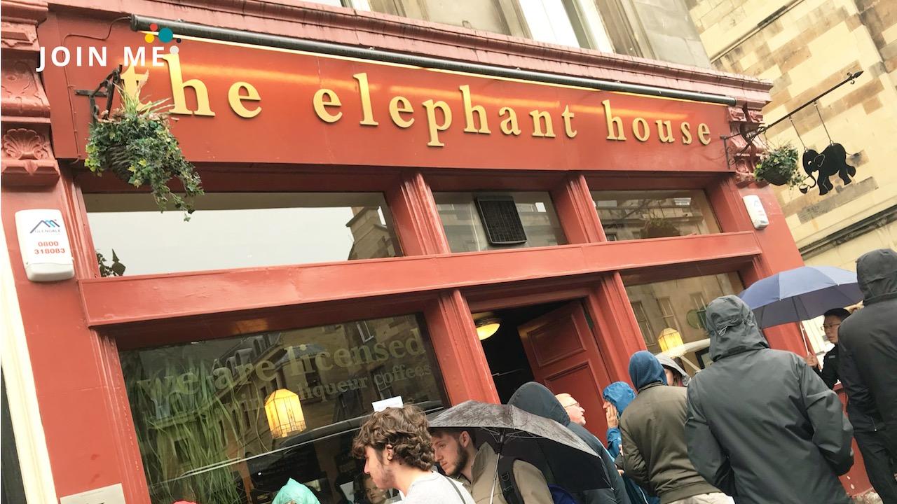 Cover Edinburgh | Harry Potter Birthplace, Downtown Secret Town
